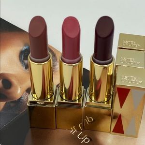 3Pcs Estee Lauder Pure Color Envy  Lipstick